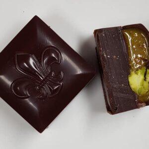 praline Anca ciocolata cu fistic